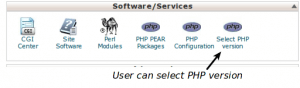 How to enable SOAP in Cpanel