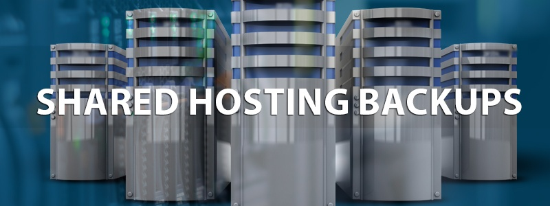 Shared Hosting Backups