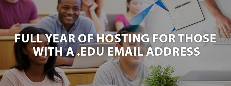 Free Student Web Hosting