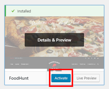 Create Local Restaurant Website without a Developer