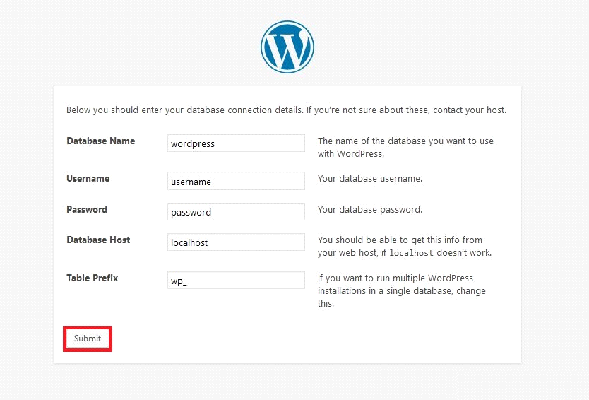 Install WordPress Manually from cPanel