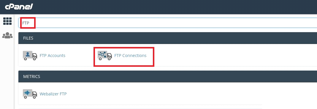 FTP max connections, Single IP