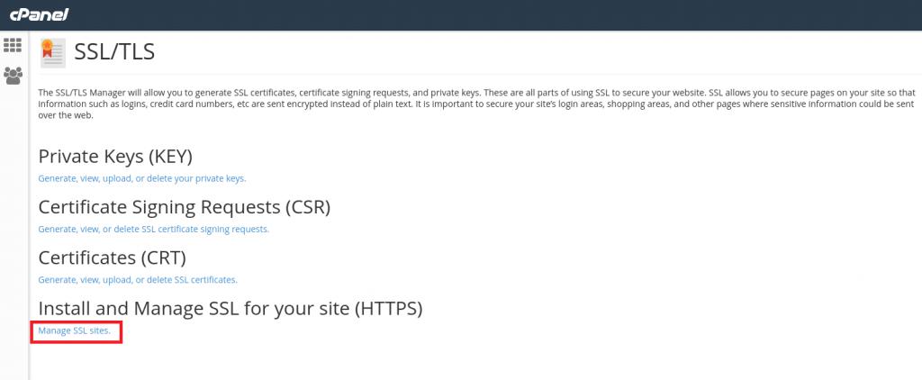 Uninstall SSL
